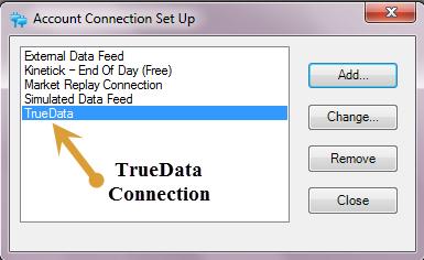 How to Connect Velocity to Ninja Trader 7 | NinjaTrader