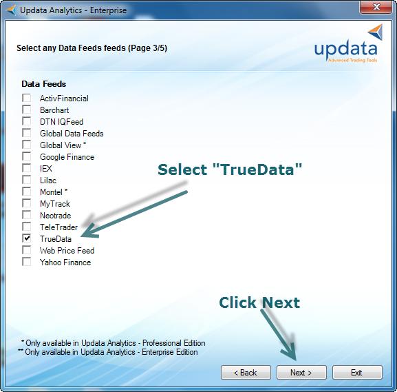How to connect Velocity to Updata ? | TrueData™ Velocity 2 0